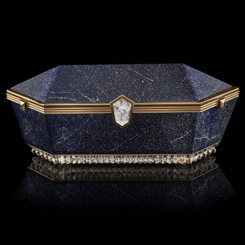 HF - Blue Pearl Jewl Box